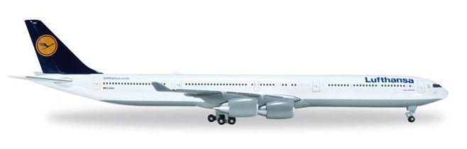 1/500 Herpa Lufthansa Airbus A340-600