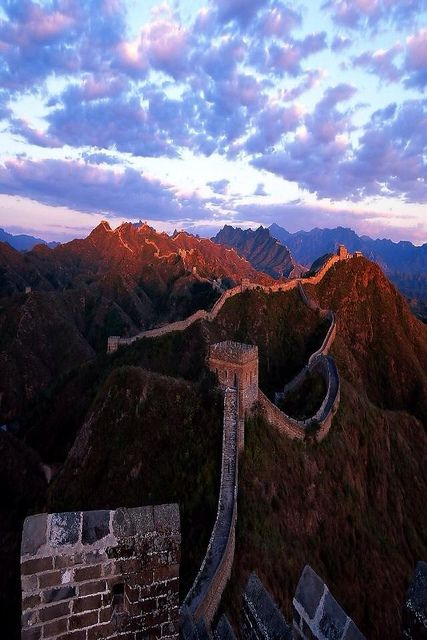 Great Wall, China The Great Wall of China The new seven wonders of the world. We offer luxury private package great wall tours  http://www.bestbeijingtours.com pingxin008@aliyun.com +8618601906978