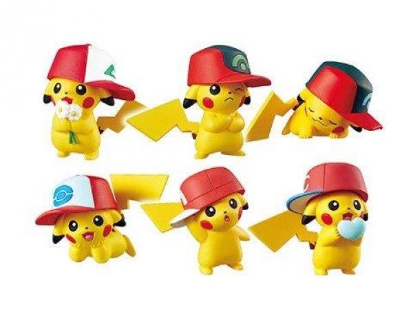 Trop kawai #Pikachu avec sa casquette #Pokemon #JeuVidéo