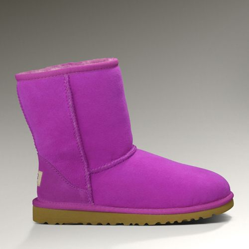 UGG Classic Short Boots 5825 Violet Cheap Sale:UGG Boots Outlet Sale,All UGG Boots are Save Up to 70% Clearance Sale