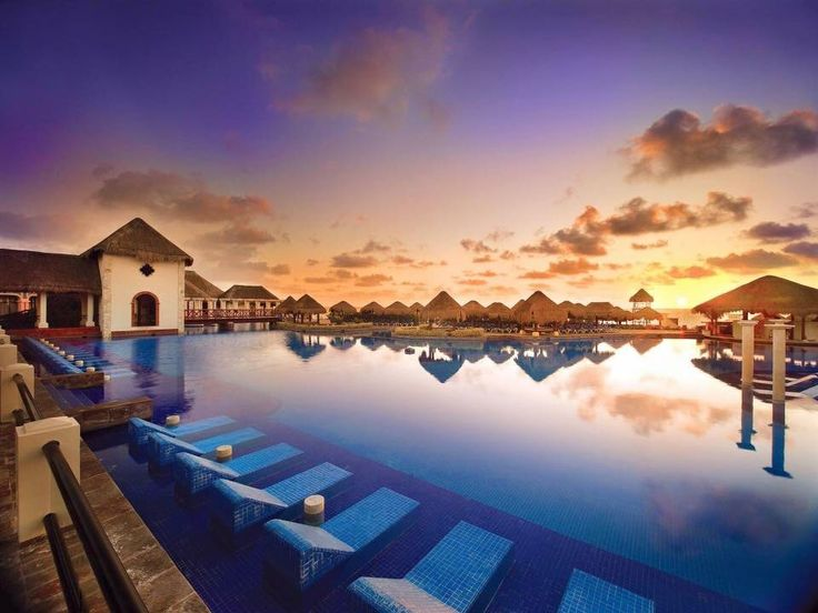 Cancun Mexico - with XanGo