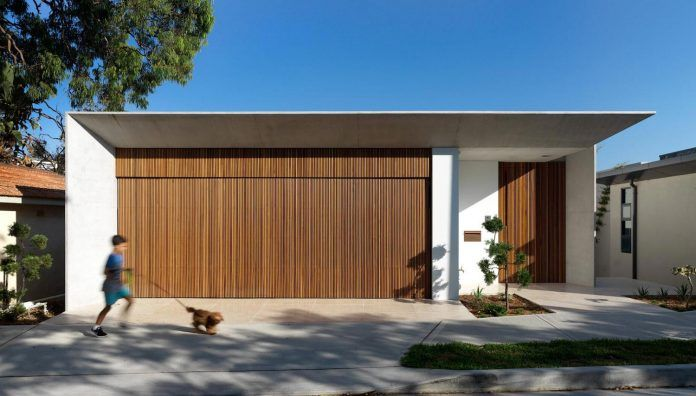 Simple and humble entrance while backyard areas are speechless - Page 2 of 2 - CAANdesign | Architecture and home design blog