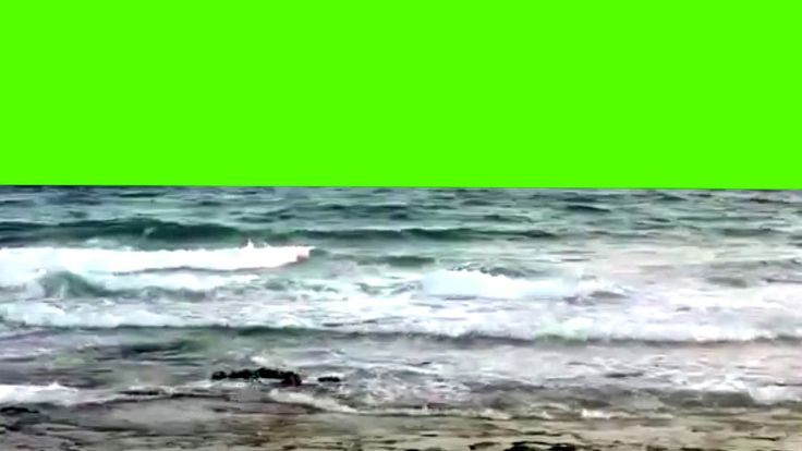 GREEN SCREEN OF THE OCEAN, SURF THE WAVES, Sony Vegas Pro