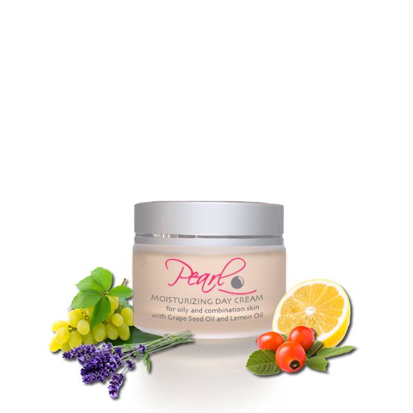 Pearl Moisturizing Day Cream