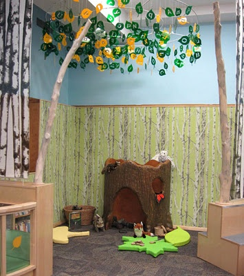 want to use the leaf idea in my classroom above my tree house reading nook