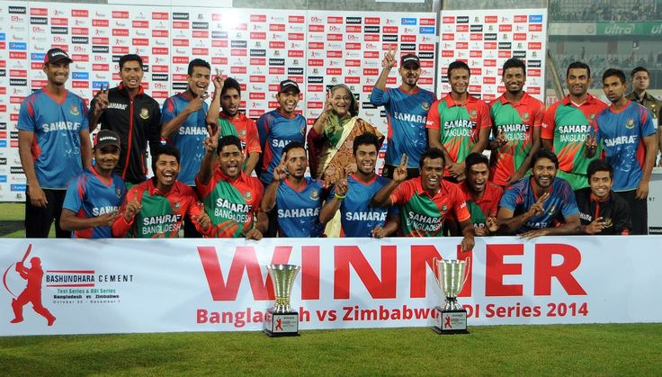 #Bangladesh PM showers #cricket team with money, flats, cars for Pak-thrashing