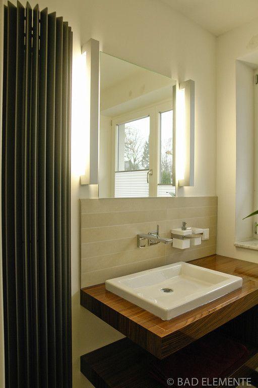 Inspirational Badspiegel mit Beleuchtung links rechts
