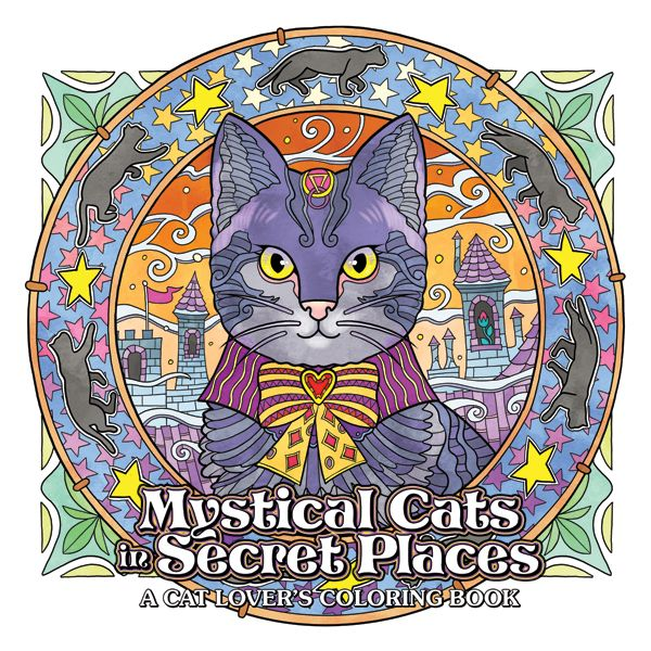 Mystical Cat Pictures