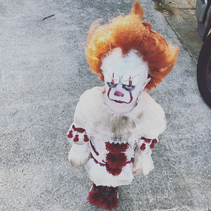 """6,925 Me gusta, 240 comentarios - Eagan Tilghman (@eag2n) en Instagram: """"Pennywise 3.0 test successful! I didn't have time to take any real pictures today, but I'm going to…"""""""