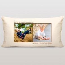 Poduszka personalizowana BUZIAKI DLA DZIADKÓW idealny na urodziny
