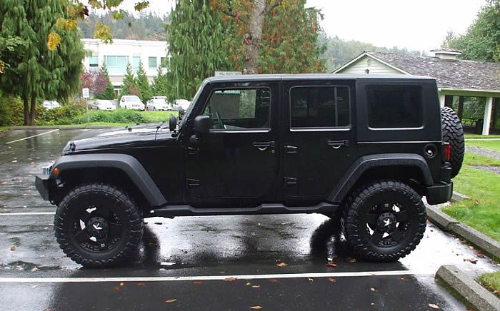 Black Jeep Cars To Admire Pinterest Jeeps Cars And