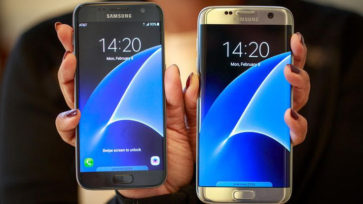Galaxy S7 is Samsung's 'greatest hits' phone: Last year's design with better features (hands-on) #smartphones #galaxys7 #galaxys7edge