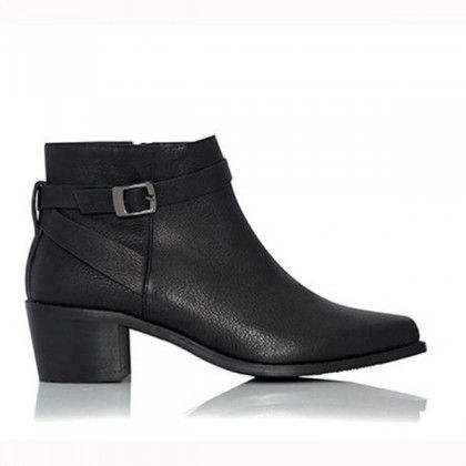 BILLINI Nile Ankle Boot Black