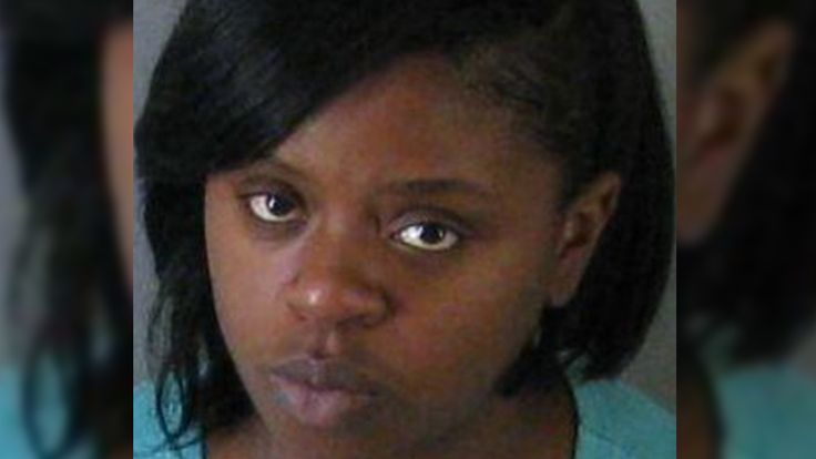 Private Officer Breaking News: Gaston NC woman left kids in hot car during shoplifting incident (Gaston NC July 5 2016) CARLA DEANNA MCJUNKINS, 28, charged with two misdemeanor counts of child abuse and one misdemeanor count of larceny.