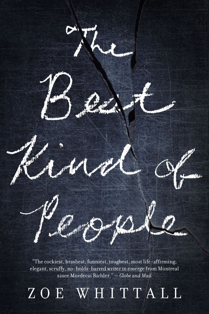 The Best Kind of People, by Zoe Whittall (House of Anansi Press) http://houseofanansi.com/products/the-best-kind-of-people