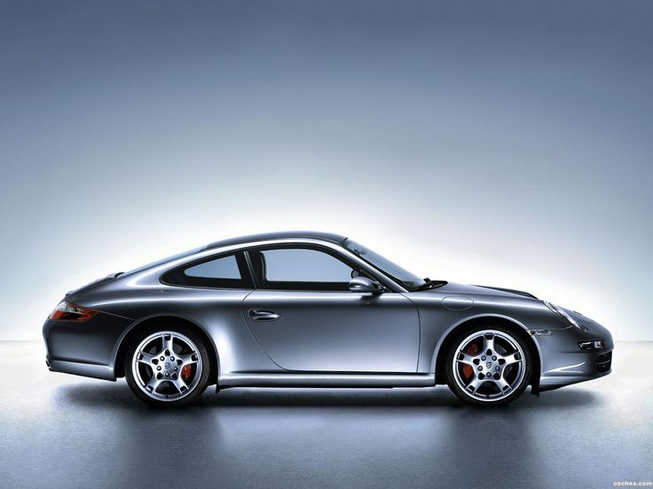 Porsche 911 carrera 997 2005