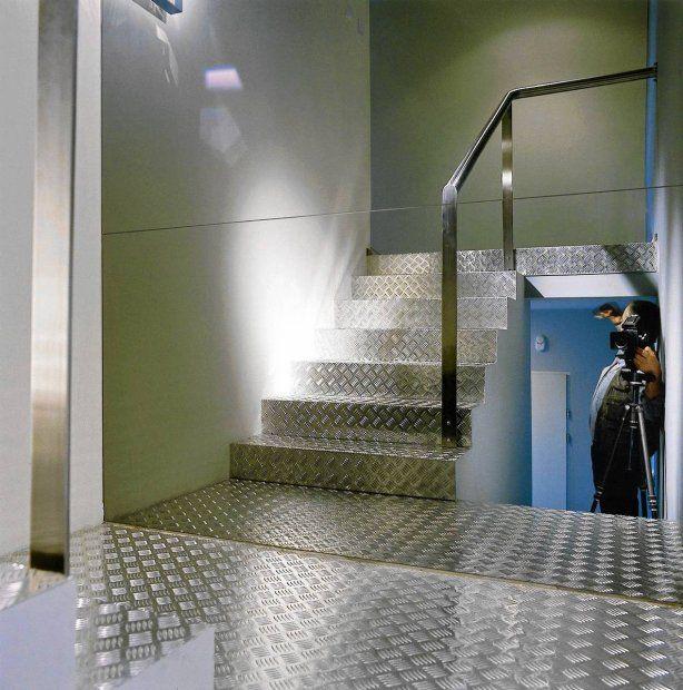 schody z blachy ryflowanej - Szukaj w Google