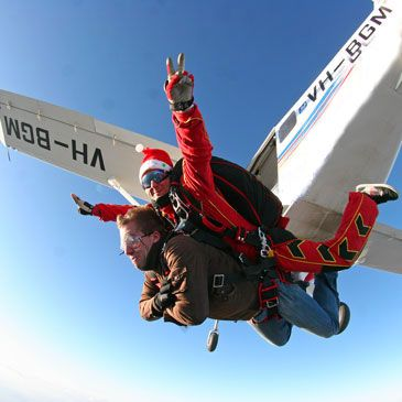 Saut en Parachute Tandem Castres Tarn 81 - Sport Découverte - www.sport-decouverte.com