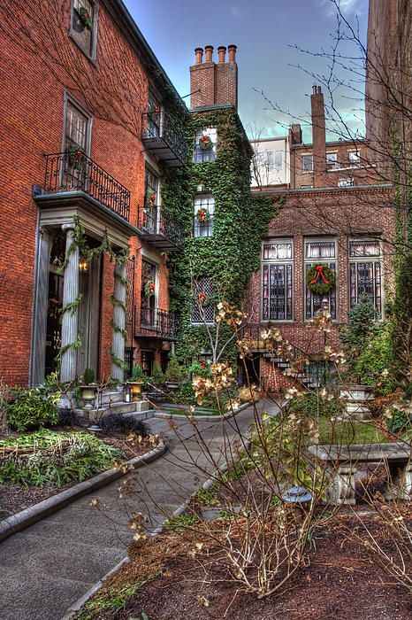 Beacon Hill...Boston
