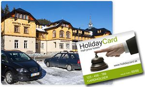 Hotel Bauer is located in a lovely mountain valley of the White River, in the heart of the ski resort, right at the starting station of the lifts and central parking. Hotel is suitable for families with children, couples and businesses. Families can take advantage of the adjacent children's cable park or popular scooters. You can make a trip to the nearby Lysa hora and more. Modified bike paths invite you to ride in the beautiful countryside. Since October, will delight by new wellness…