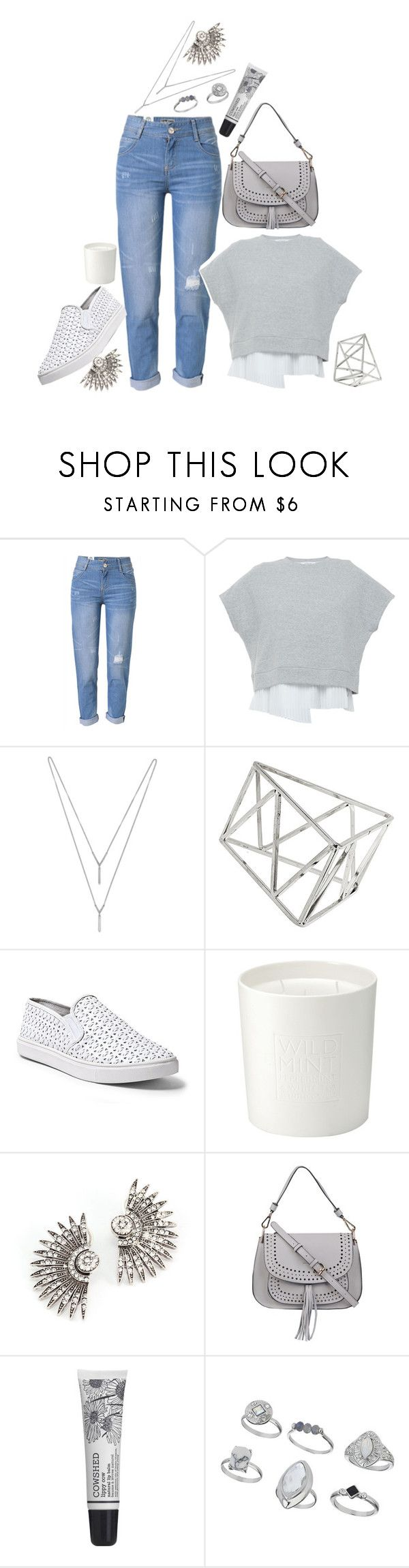 """""""Fantasy: Mariah Carey"""" by yeaya ❤ liked on Polyvore featuring WithChic, 10 Crosby Derek Lam, BCBGeneration, Topshop, Steve Madden, The White Company, Beacon, Cowshed and Miss Selfridge"""