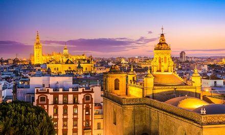 Seville 2 à Sevilla : ✈ 2 à 4 nuits en hôtel avec vols à Séville: #SEVILLA En promo à 199.00€ En promotion à 199.00€.