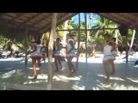 Mulattos dancing
