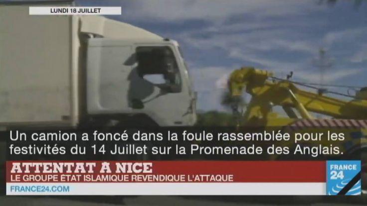Enquête sur l'attentat de #Nice, deuil national en #France, purge après le coup d'Etat manqué contre #Erdogan en #Turquie, 3 policiers tués lors d'une fusillade en #Louisiane... Le point sur l'actualité en VIDÉO