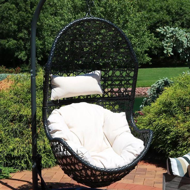Bayou breeze farris hanging egg chair hammock reviews