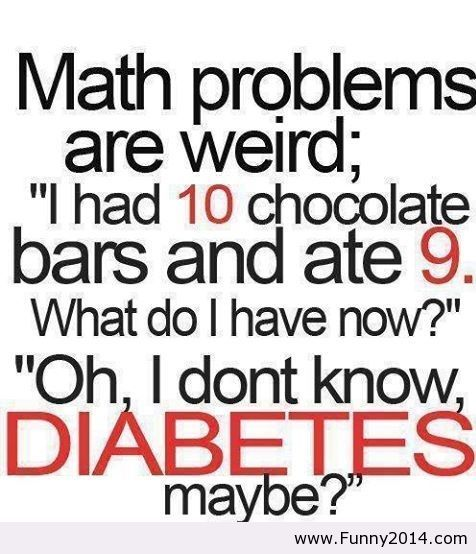 Funny math problems