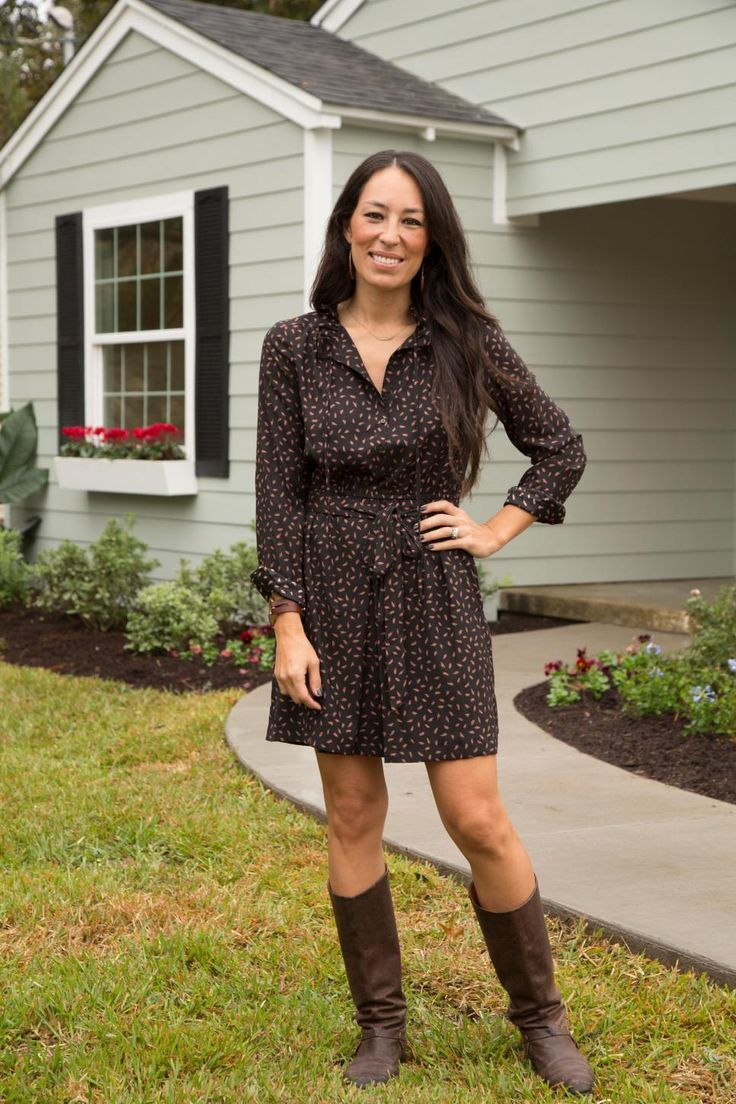 Joanna gaines pictures our favorites from hgtv 39 s fixer for Where is joanna gaines originally from