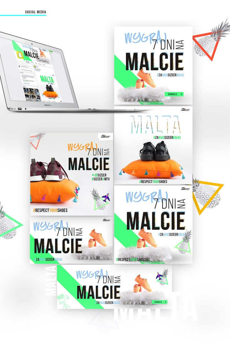 Web Design and graphics for a contest where you can win a trip to Malta for 10th Anniversary of Isle of MTV Malta.