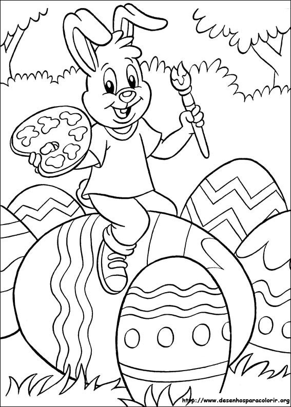 Coelho da PascoaColors Book, Easter Colors, Easter Crafts, Coloring Pages, Easter Printables, Kleurplaten, Colors Pictures, Colors Sheet, Easter 47