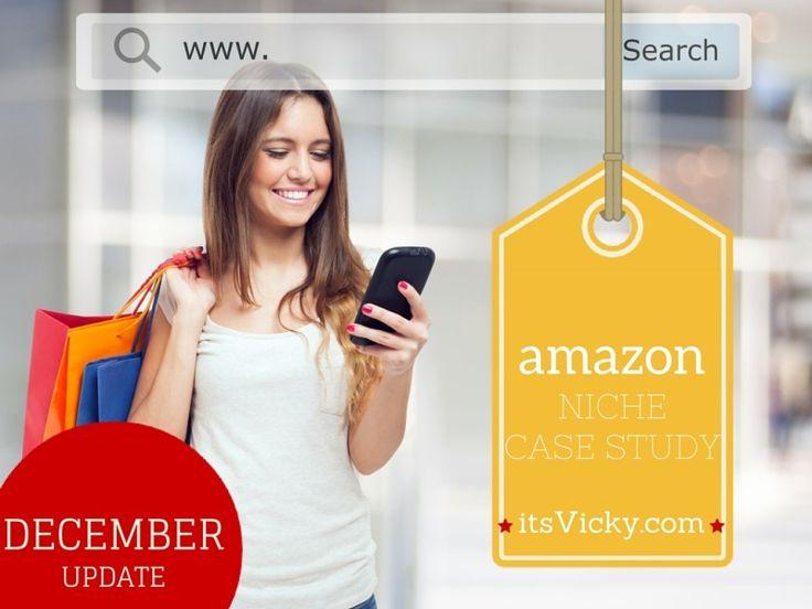 amazon niche site case study