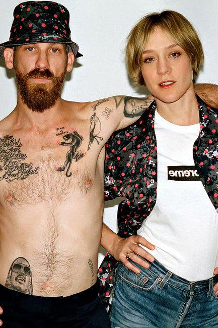 Chloë Sevigny & Jason Dill for Supreme x Comme des Garçons  Spring 2013