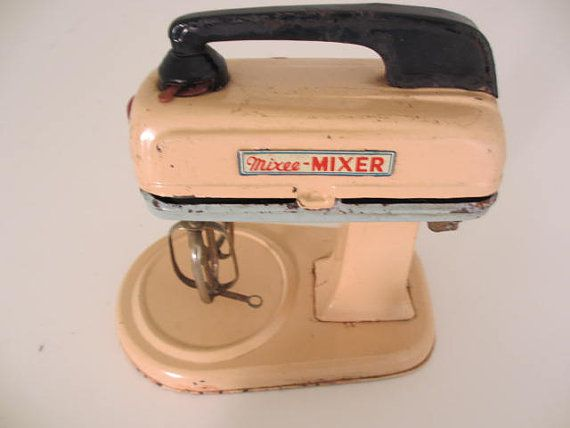 Toy Hand Mixer ~ Images about old mixers on pinterest woking