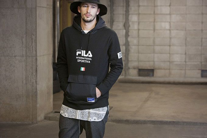 """Monkey Time x FILA/Champion """"2020 Tokyo Olympic"""" Capsule Collection"""