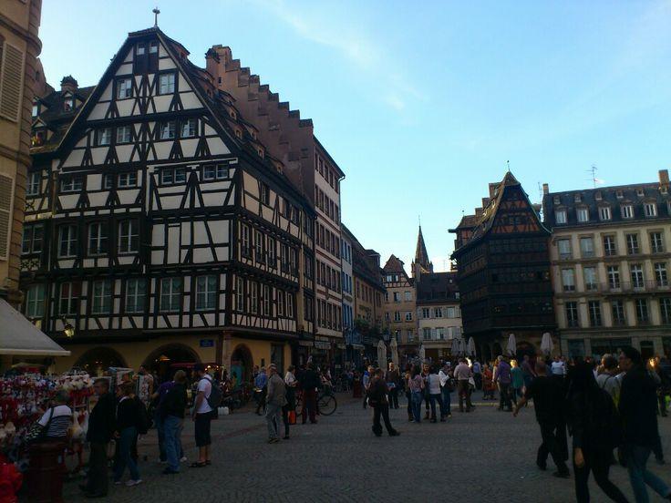 Cathedral Plaza Strasbourg