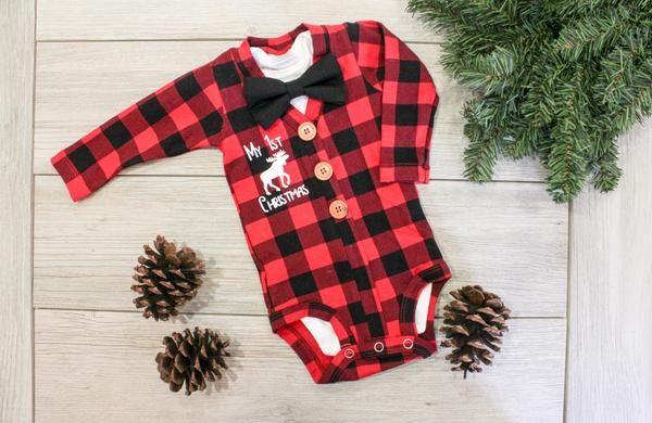 Baby Boy 1st Christmas Keepsake Ideas – Cuddle Sleep Dream