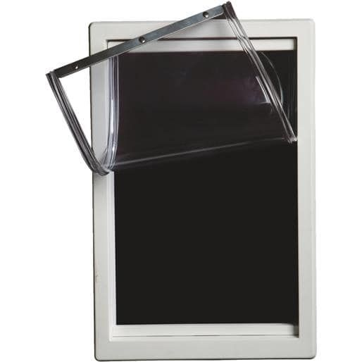 Xlg Pet Screen Door Sgxl Ideal_Pet_Products, White