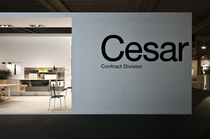 Cesar stand @ Happy Business to You.