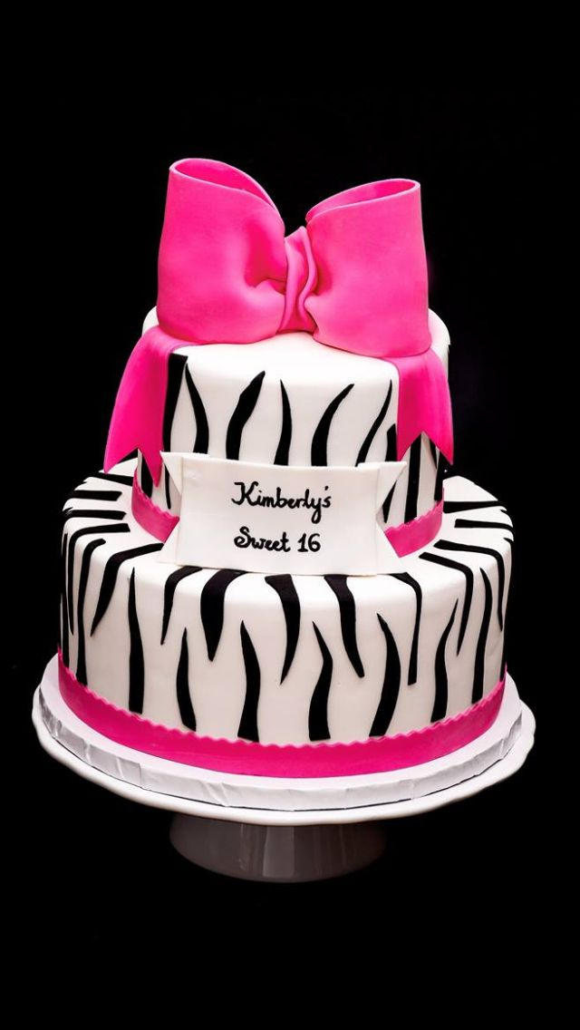 Design Your Own Sweet 16 Cake : 10 best images about Sweet 16 cakes on Pinterest