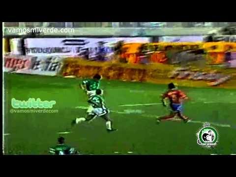 Atlético Nacional Campeón 1994 / Gol de Juan Pablo Ángel / vamosmiverde.com