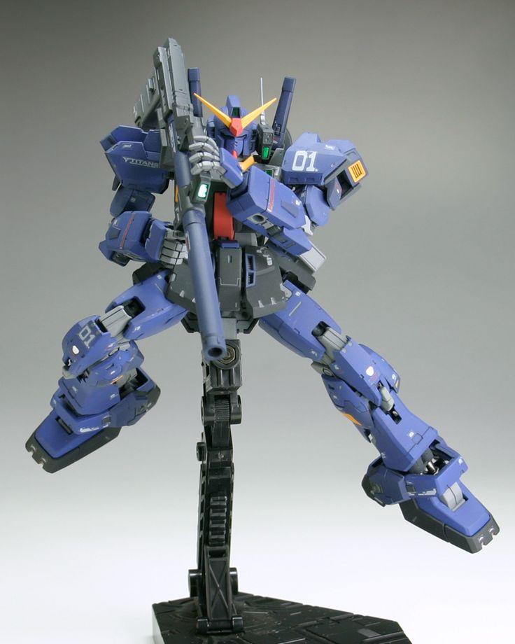 RG RX-178 GUNDAM Mk-II