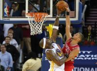 Golden State Warriors Jermaine O'Neal, Houston Rockets Chandler Parsons