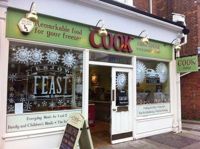 Cook, frozen meals, Oxford, Summertown