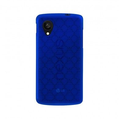 Funda Nexus 5 - Cruzerlite Androidified Clone Army Case - Blue