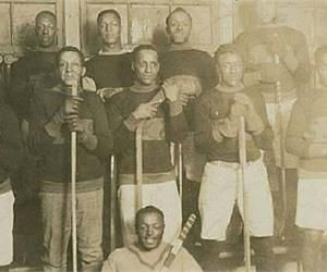 """Did You Know The """"Colored Hockey League"""" Formed 22-Years Before the National Hockey League? 