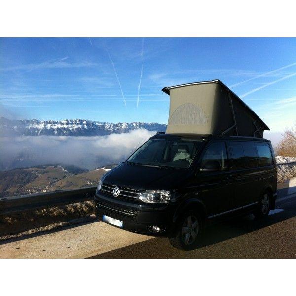 T5 CALIFORNIA 92100 BOULOGNE - Location Volkwagen California VW Van aménagé - MB COMPAGNIE - VanLoc.fr