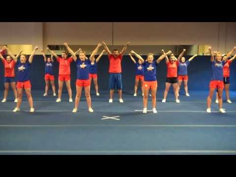Basic motion drill....I feel like this could be helpful for try outs or even the team right now haha
